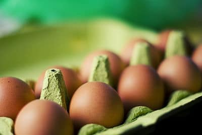 Ketogenic Diet Food List - eggs
