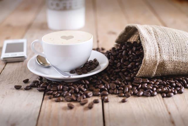 Make bulletproof coffee