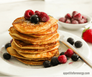 Best Low-Carb Pancake Recipe