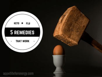 5 Keto Flu Remedies That Work