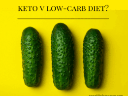 What is the difference between a Ketogenic Diet v Low-Carb Diet?