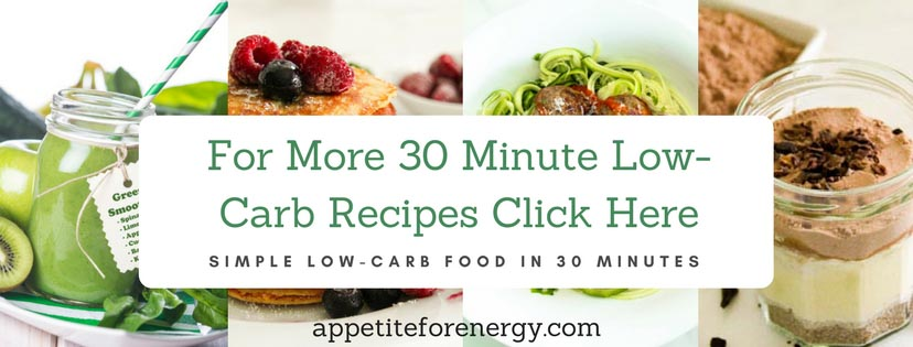 30 Minute Recipes Page Link