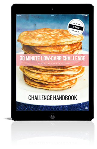 Get the 30 page full color companion book with all recipes from the challenge including nutritional information, guidelines and the snack guide. Low-carb diet | ketogenic diet| keto diet weight loss | weight loss stall or plateau |kick start weight loss| keto diet book| # #Keto #LowCarb #KetogenicDiet #LowCarbDietBook #lowcarbchallenge