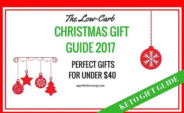 We bring you the BEST low-carb gifts this holiday season. You'll find something for your husband, your friend and even fussy Aunt Clara, all for under $40. FOLLOW us for more low-carb guides. PIN and CLICK through to read the guide! low carb christmas | ketogenic diet holiday gifts| keto gifts | low carb presents |low-carb guide 2017 | #Lowcarbgifts #ketogifts #ketogenicdietgifts #lowcarbchristmasgifts #ketochristmasgifts #lowcarbchristmasgiftguide
