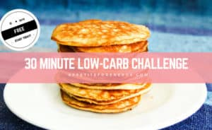 Secure your spot for the FREE 30 Minute Low-Carb Challenge now! You receive a FREE 10 day meal plan with recipes for all meals that can be prepared in 30 minutes. You also receive a meal plan template, shopping list and daily email support. REPIN & CLICK through to sign up now! how to start a keto diet |Low-carb diet |ketogenic diet |keto diet |keto challenge| low carb challenge| freelowcarbchallenge| #Keto #LowCarbRecipes #KetoRecipes #LowCarbDiet #freeketochallenge #lowcarbchallenge #ketogenicdietchallenge #ketomealplan