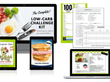 30 Minute Low-Carb Challenge Kit