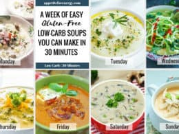 7 Easy Low-Carb Soups You Can Make in 30 Minutes