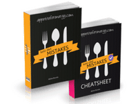 The Definitive Guide To Keto Mistakes Book Covers