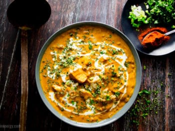 Best Low-Carb Butter Chicken Curry