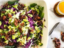 Crunchy Broccoli Slaw Recipe