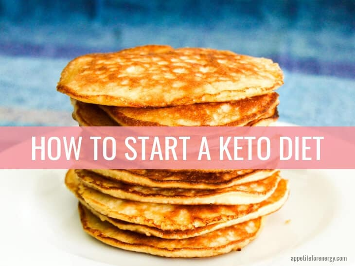 How To Start A Low Carb Diet Appetite For Energy