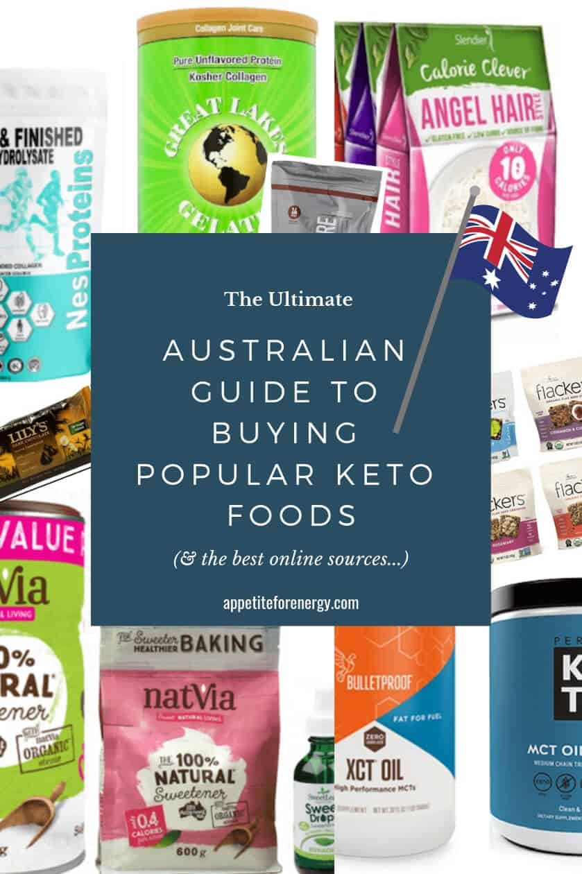 Get your hands on those hard to find items on your Australian low-carb and ketogenic diet grocery list with this guide to my favorite keto foods and products including where to buy them in Australia. I will continue to update this list as I discover more awesome and healthy keto products, foods, snacks and where to source them locally. #australianketorecipes #lowcarbaustralia #ketoaustralia